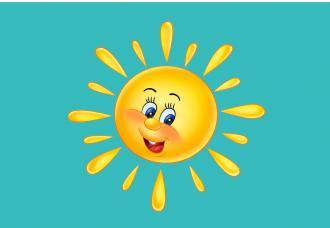 Символ сонця та золотого збіжжя